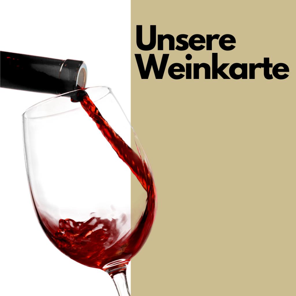 Unsere Weinkarte